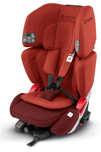 Concord Vario XT-5 Car Seat - Autumn Red