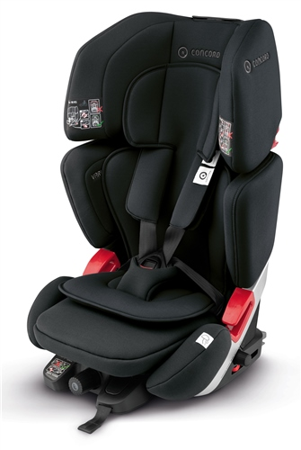 Concord Vario XT-5 Car Seat - Shadow Black