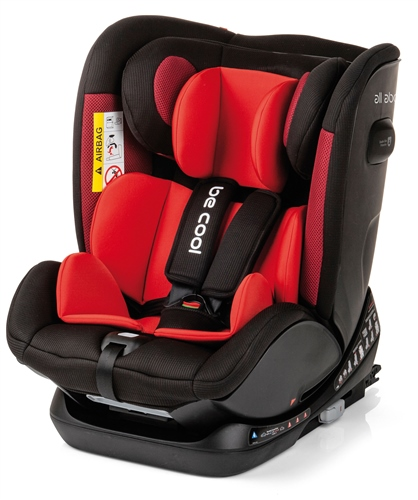 Be Cool All Aboard Car Seat