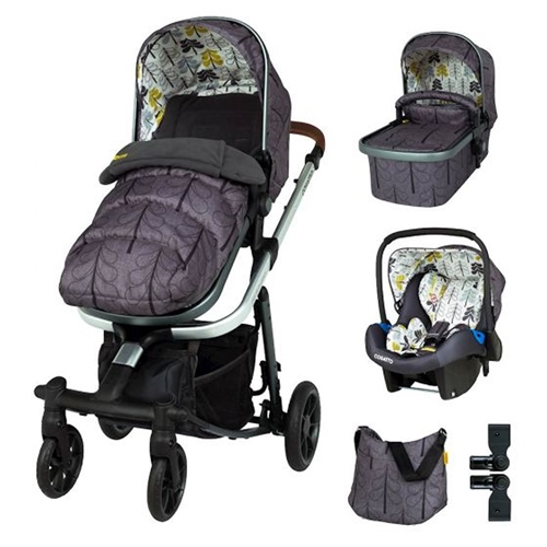 Cosatto Giggle Quad Marvellous Bundle  - Click to view larger image