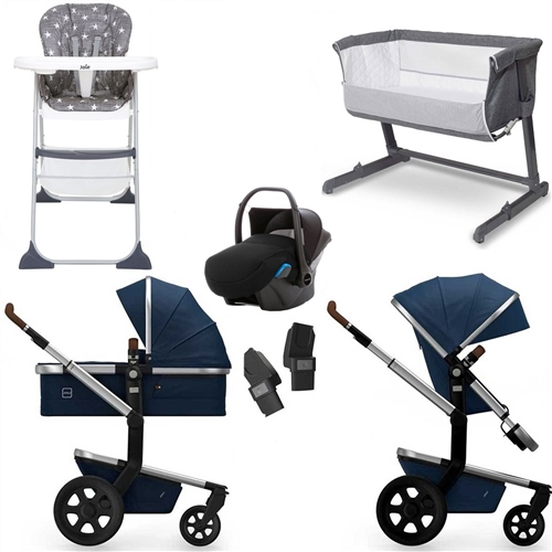 Joolz Day3 Travel System & Essential Nursery Bundle  - Click to view larger image
