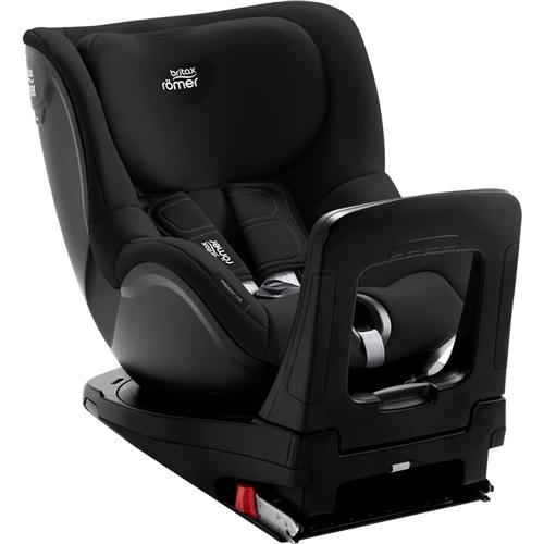 Britax Dualfix M i-Size Car Seat - Cosmos Black