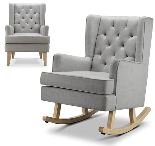 BabyLo Soothe Easy Rocking Chair  - Click to view larger image
