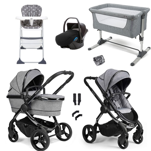 iCandy Peach 2020 Premium Travel & Nursery Bundle  - Click to view larger image