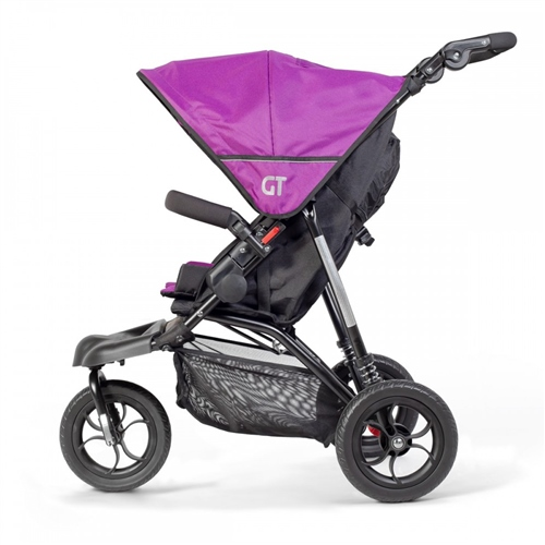 Out 'n' About GT Single Pushchair - Purple Punch