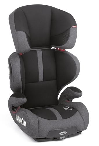Jane Montecarlo R1 Group 2/3 Isofix Car Seat - Jet Black