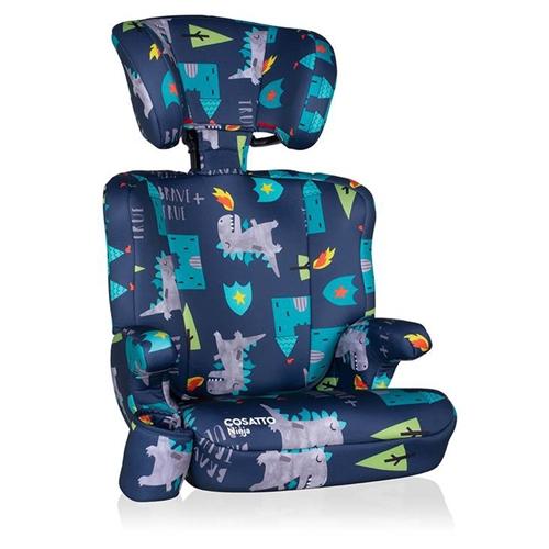 Cosatto Ninja Car Seat - Candy Unicorn Land