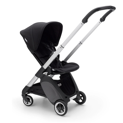 Bugaboo Ant Stroller - Aluminium/Black/Black