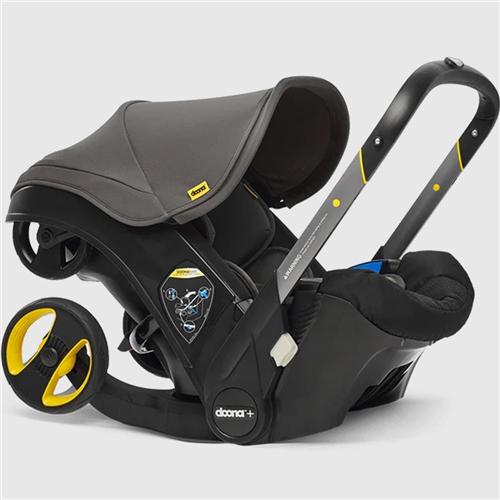 Doona Doona+ Infant Car Seat - Urban Grey