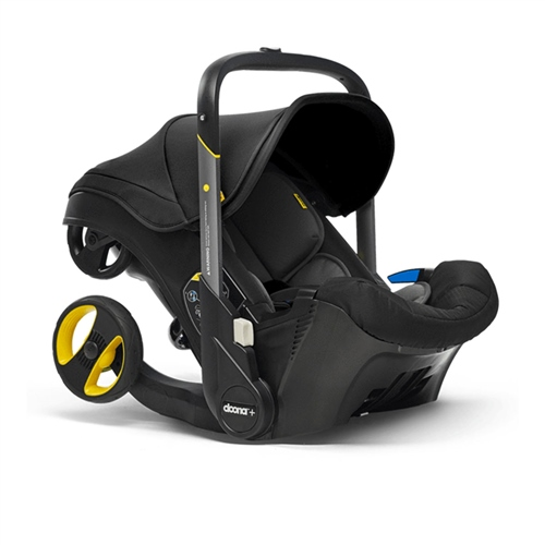 Doona Doona+ Infant Car Seat - Nitro Black