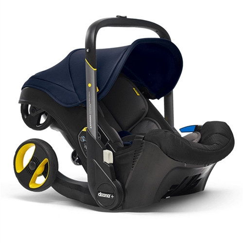 Doona Doona+ Infant Car Seat - Royal Blue