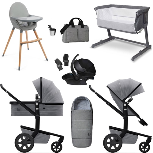 Joolz Day3 Ultimate Travel System & Nursery Bundle  - Click to view larger image