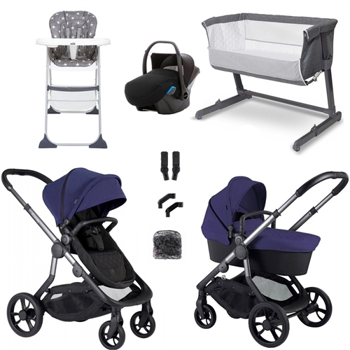 iCandy Orange Essential Travel & Nursery Bundle 2  - Click to view larger image