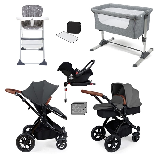 Ickle Bubba Stomp V3 Essential Travel & Nursery Bundle  - Click to view larger image