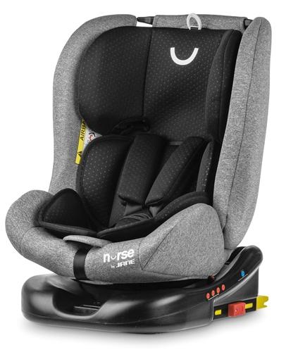 Nurse Giro 360 Car Seat - Black