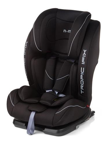 Nurse Tropic i-Fix Car Seat - Black
