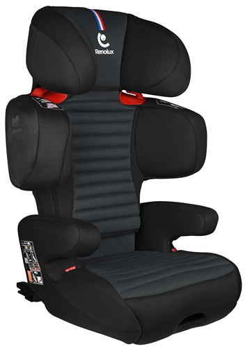 Renolux Renofix Car Seat - Carbon