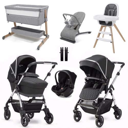 Silver Cross Wayfarer 2020 Premium Travel & Nursery Bundle  - Click to view larger image