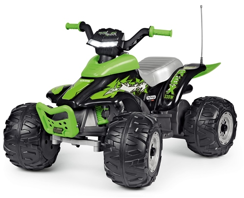 Peg Perego Corral T-Rex 330W 12 Volt, Green  - Click to view larger image