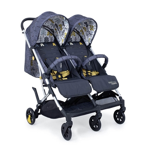 Baby Products Cosatto Woosh Double Stroller