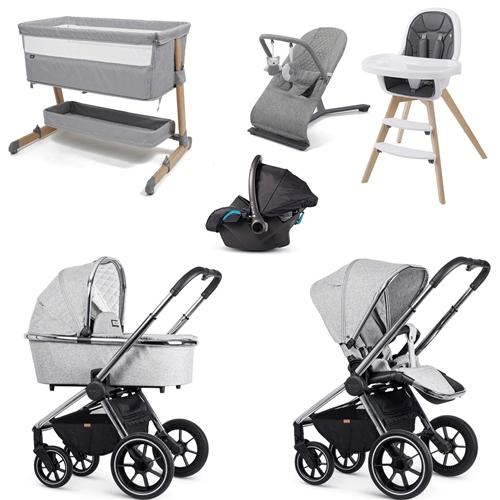 Baby Products Venicci Tinum Premium Travel System & Nursery Bundle