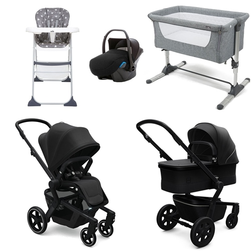 Joolz Hub+ Complete Set Essential Travel System & Nursery Bundle  - Click to view larger image