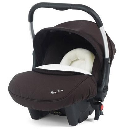 Silver Cross Ventura Plus S car seat for Surf pram