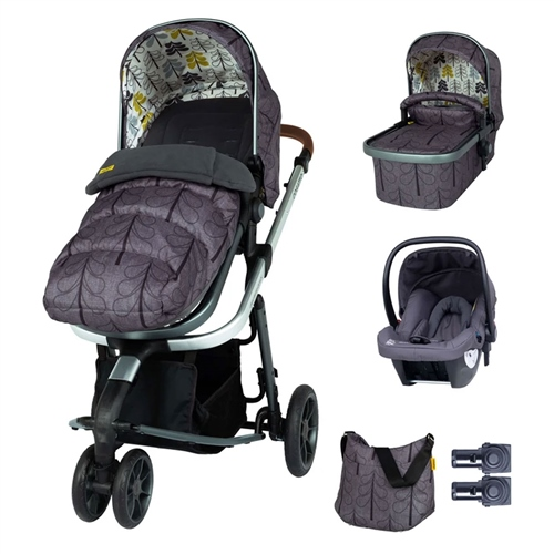 Cosatto Giggle Marvellous pram, pushchair and car seat bundle