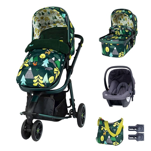 Cosatto Giggle 3 Marvellous Bundle - Into The Wild