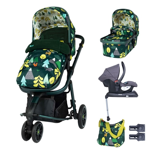 Cosatto Giggle 3 Whole 9 Yards Bundle - Into The Wild