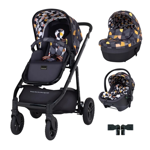 Cosatto Wow Continental Travel System - Debut