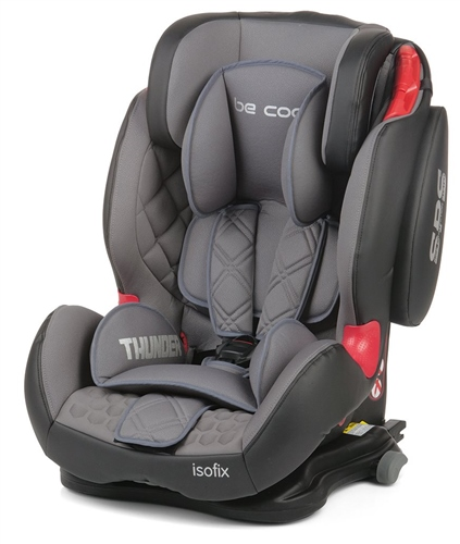 Be Cool Thunder Isofix Car Seat - Moonlight