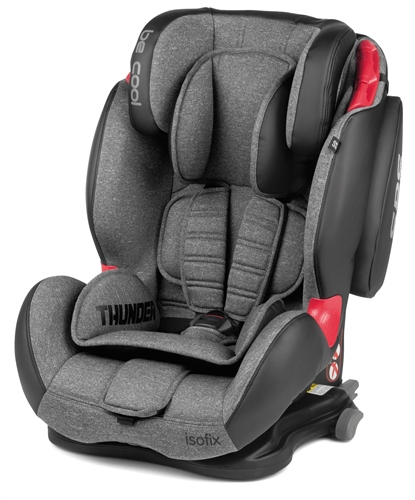 Be Cool Thunder Isofix Car Seat - Blazer