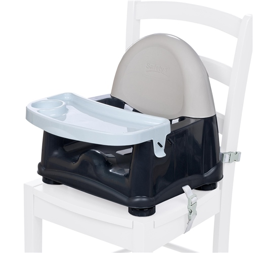 Safety 1st Easy Care Swing Tray Booster Seat  - Click to view larger image