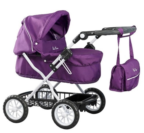 Silver Cross Ranger Dolls Pram  - Click to view larger image