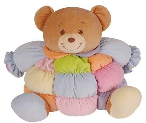 Baby-Bow Large Soft Plush Teddy
