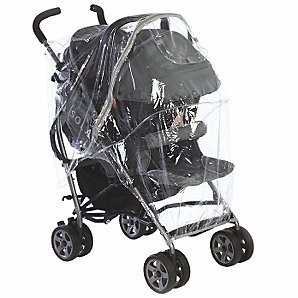 SuperCover Universal Travel System Raincover