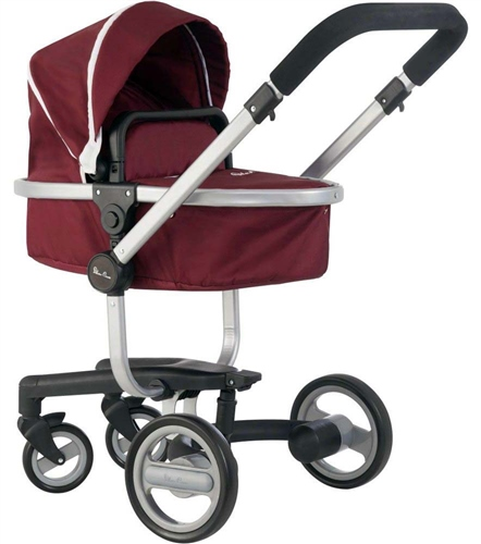 Silver Cross Surf Dolls Pram  - Click to view larger image
