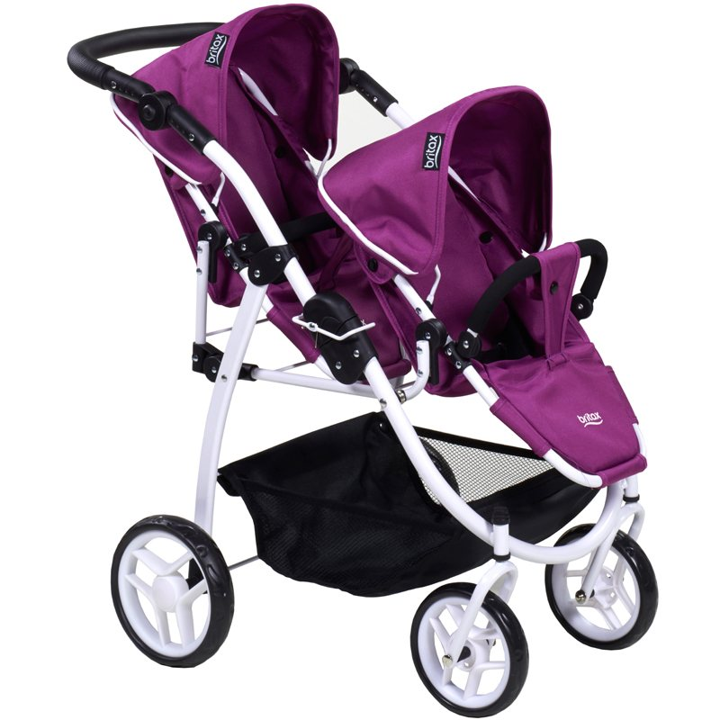 Dolls Twin Pushchair Specialist Car And Vehicle
