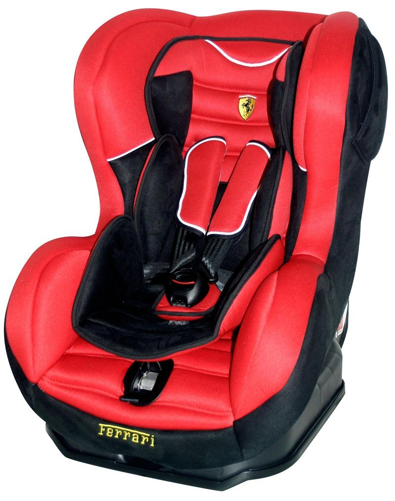 Ferrari Cosmo (ISOFIX) Car Seat   Click To View Larger Image