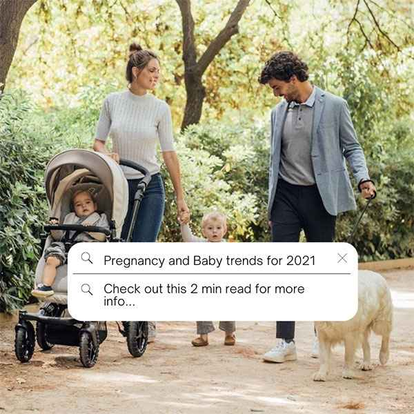 Check out our 6 baby & child trends for 2021