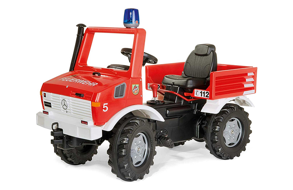ROLLY TOYS FIRE TRUCK